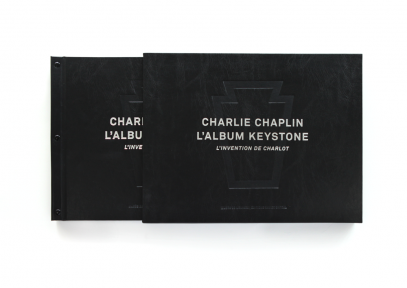 Charlie Chaplin, the Keystone Album, The invention of the Tramp