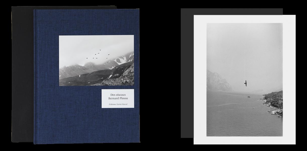 Des oiseaux - Bernard Plossu - édition limitée