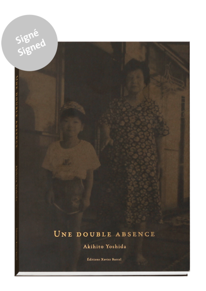 Une double absence - Signed book