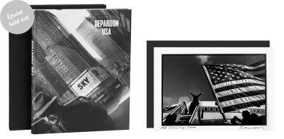 Depardon USA - édition n°1