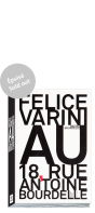 Felice Varini au 18, rue Antoine Bourdelle (sold out)